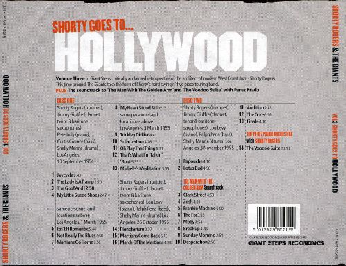 Shorty Goes to Hollywood