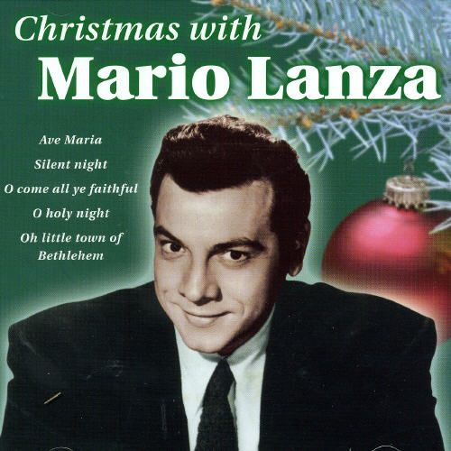 Christmas with Mario Lanza [Germany]