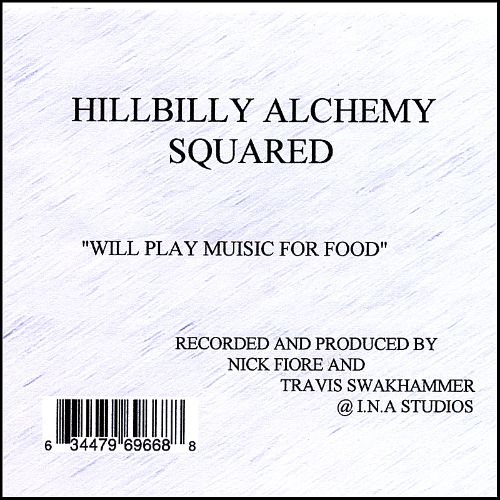 Will Play Music for Food