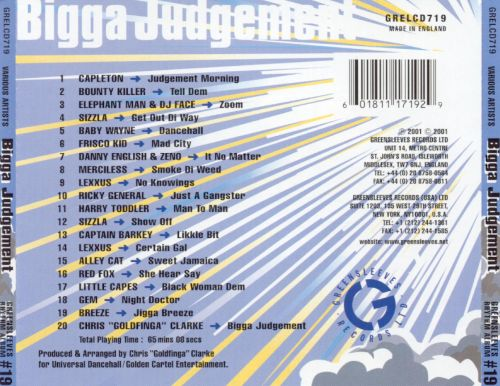 Various - The Judgement Day - The Mayday Compilation Vol. III