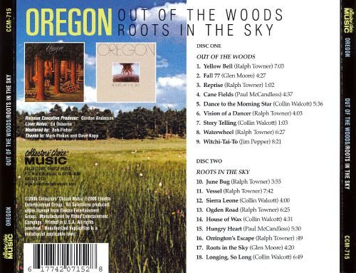 Out of the Woods/Roots in the Sky