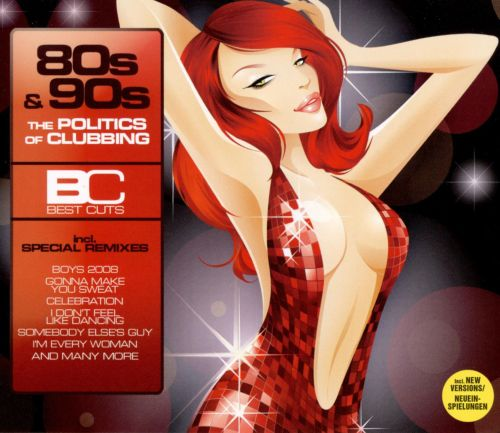Best Cuts: 80s & 90s - More Clubbing