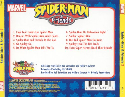 Spider-Man And Friends 2