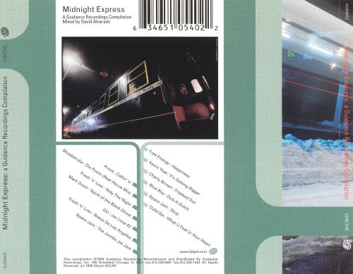 Midnight Express: A Guidance Recordings Compilation
