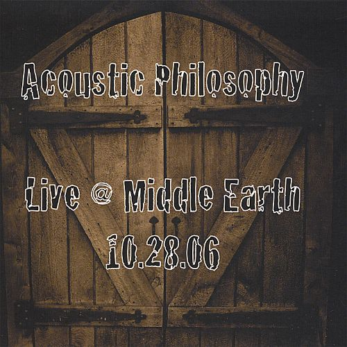 Live @ Middle Earth 10-28-06