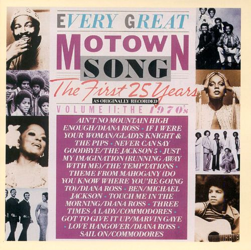 Every Great Motown Song, Vol. 2: The 1970's