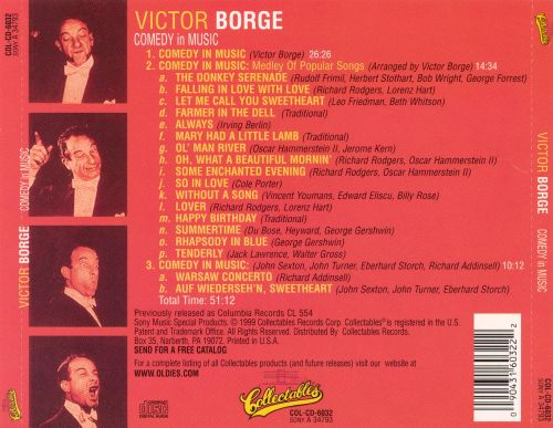 Comedy in Music [Collectables]