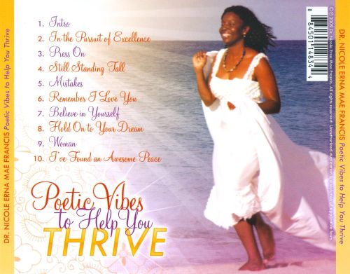 Poetic Vibes to Help You Thrive