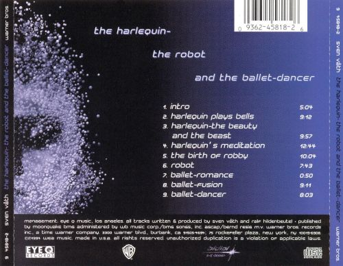 The Harlequin, the Robot and the Ballet Dancer