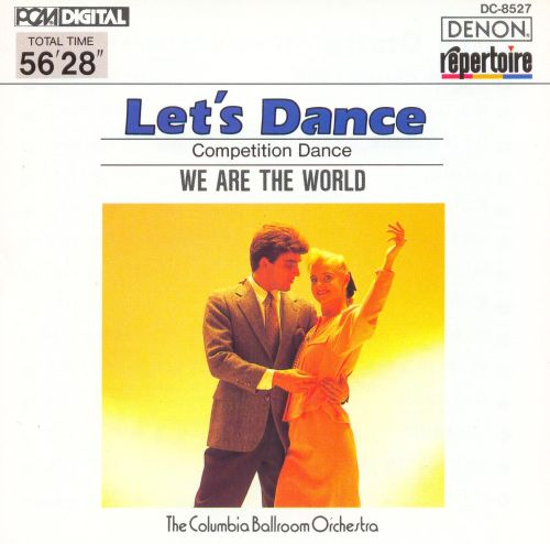 Let's Dance: We Are the World