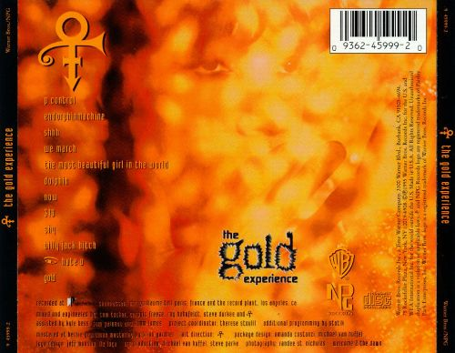 gold experience prince songs reviews credits allmusic