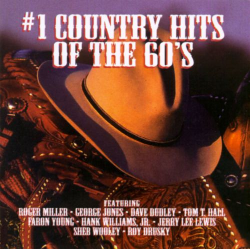 #1 Country Hits of 60s