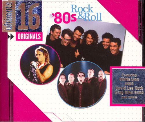 Ultimate 16: Rock and Roll 80s