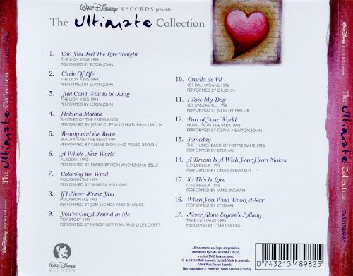 The Ultimate Collection [Disney]