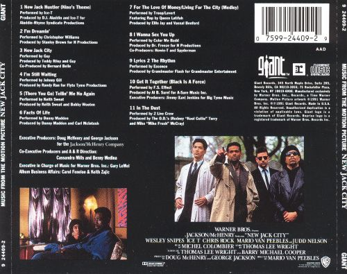 New Jack City [Original Soundtrack]