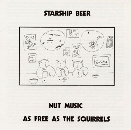 Nut Music: As Free as the Squirrels