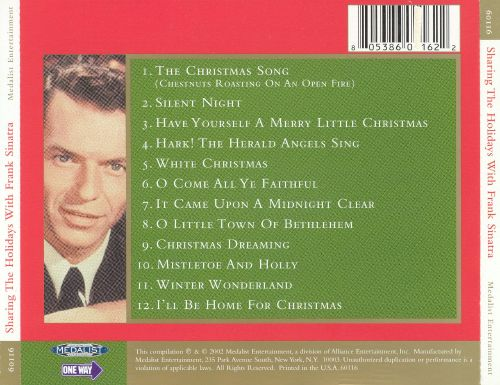 Sharing the Holidays With Frank Sinatra