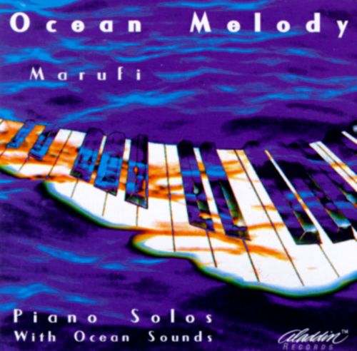 Ocean Melody: Piano Solos with Ocean Sounds