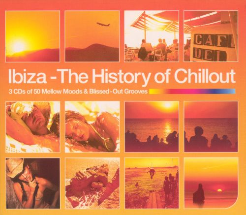 Various - Chillout Ibiza - Beach House Chill House
