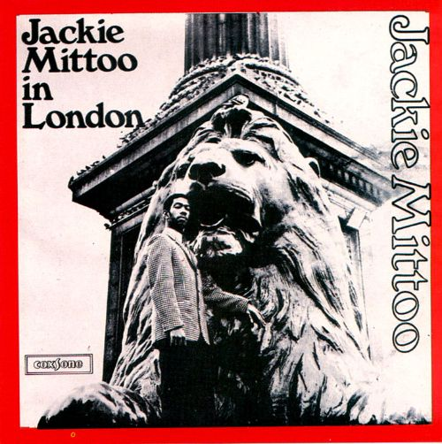 Jackie Mittoo in London