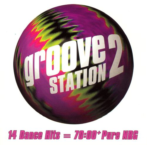 Groove Station, Vol. 2
