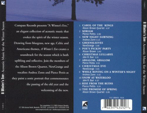Winter's Eve: Acoustic Music