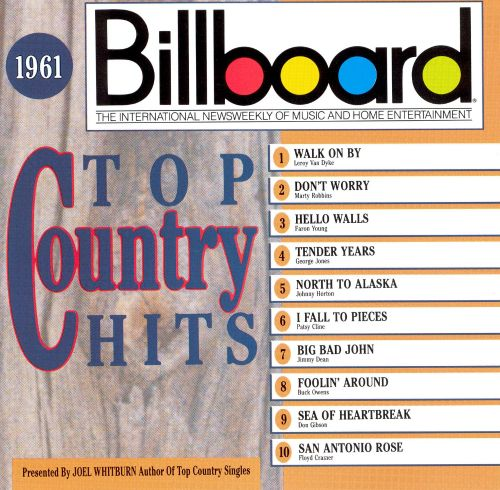 Billboard Top Country Hits: 1961
