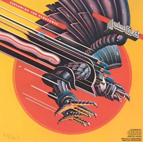 Screaming for Vengeance - Judas Priest (1982)