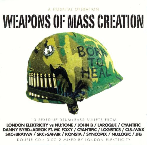 Weapons of Mass Creation, Vol. 1