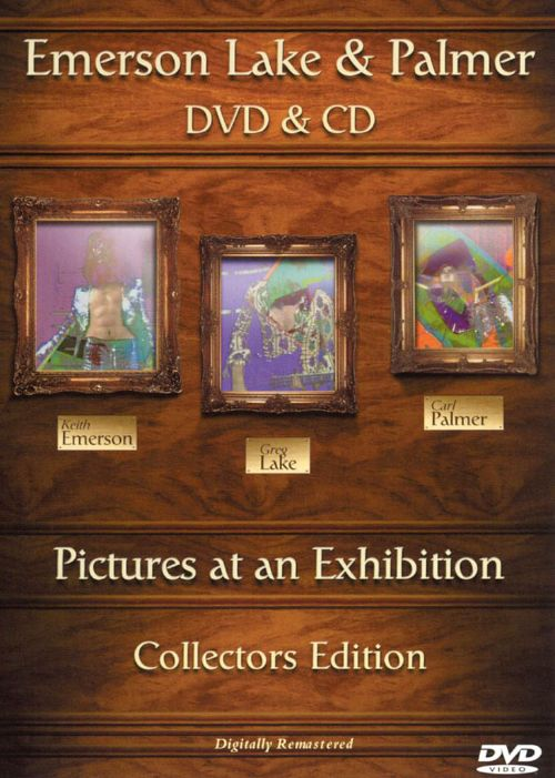 Pictures at an Exhibition [Collector's Edition DVD]