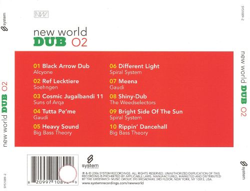 New World Dub, Vol. 2