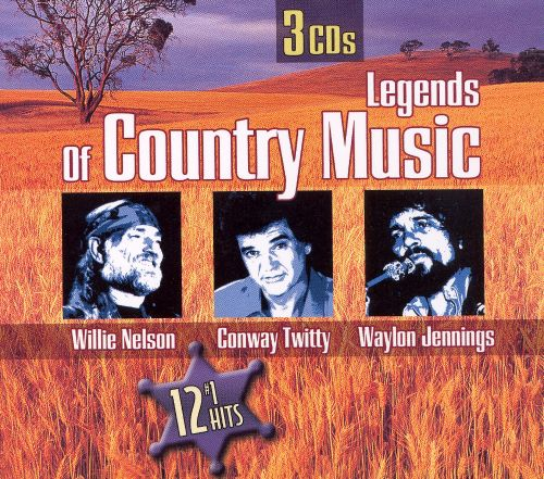 Legends of Country Music [Direct Source]