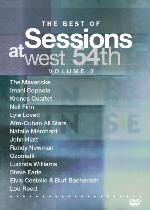 Best of Sessions at West 54th, Vol. 2 [DVD]