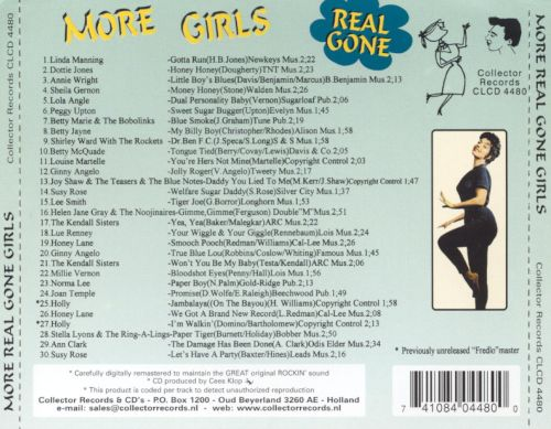 More Real Gone Girls