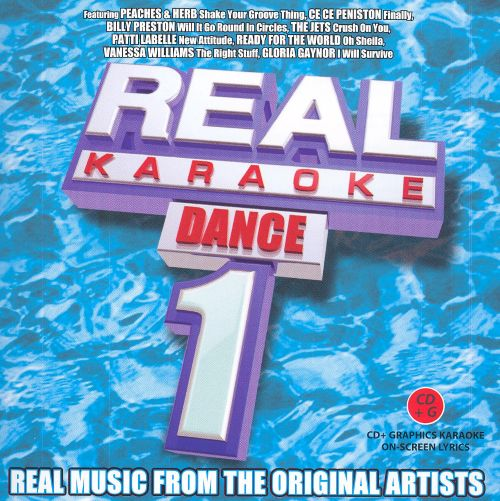 Real Karaoke: Dance, Vol.1