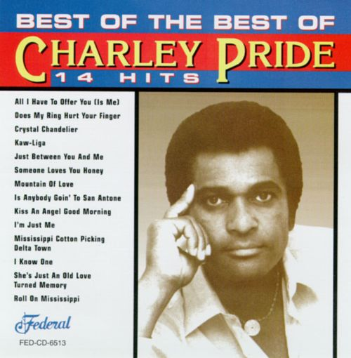 Top 10 Charley Pride Songs [Videos] - Country Fancast