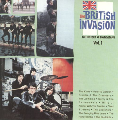 the history of british pop rock the List of 100 greatest british rock music artists who dominated the american music charts in the mid-1960s, as compiled by digitaldreamdoorcom.