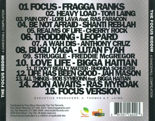 The Focus Riddim