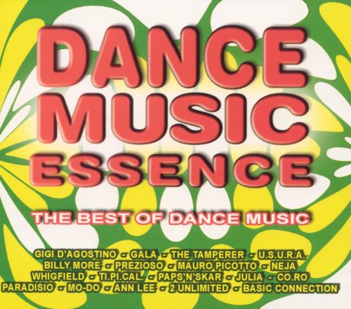 Dance Music Essence