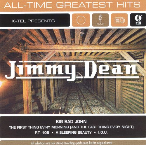 Jimmy Dean: All-Time Greatest Hits