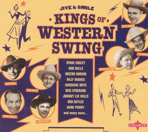 Kings of Western Swing [Charly]