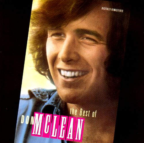 The best of don mclean emi 1988 don mclean songs for Best music 1988
