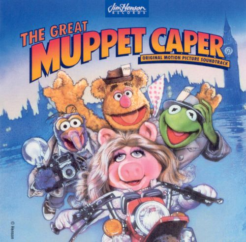 the great muppet caper the muppets songs reviews
