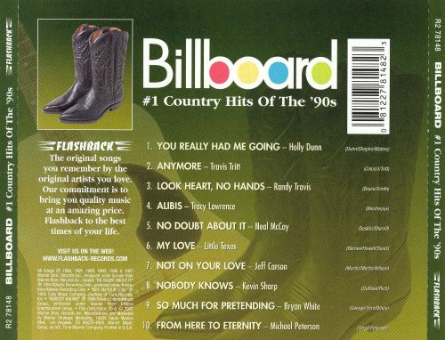Billboard Top Hits of the 90's - Various Artists | Songs ...