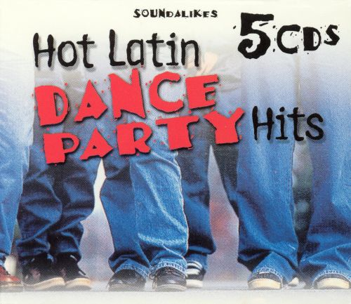 Hot Latin Dance Party