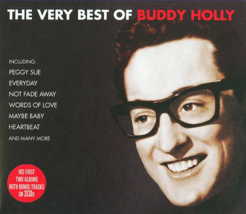 The Very Best of Buddy Holly [Not Now]