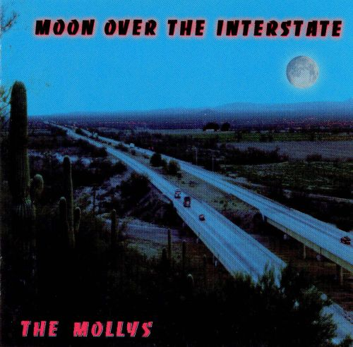 Moon over the Interstate