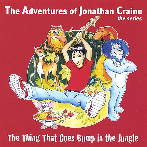 The Adventures of Jonathan Craine: Thing That Goes Bump in the Jungle