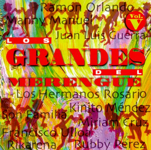 Los Grandes Del Merengue, Vol. 5