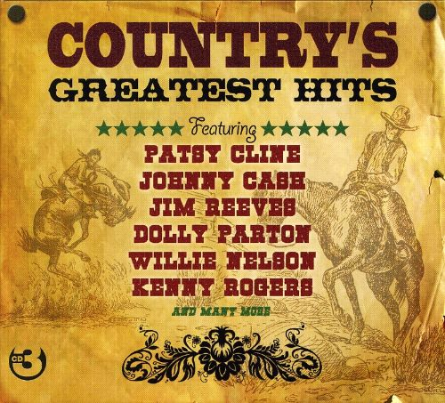 Country's Greatest Hits [Not Now 3CD]